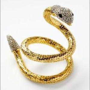 Kenneth Jay Lane Jewelry - Kenneth Jay Lane Snake Wrap Bracelet